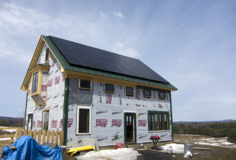 Our Guide to Building a New House with Solar