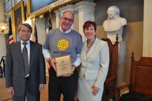 2014: Environmental Merit Award