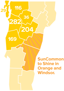 Expanding to Orange:Windsor graphic