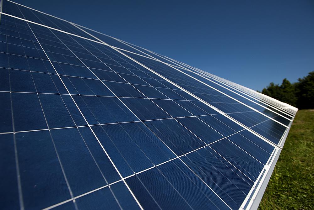 SunCommon Community Solar Array