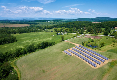 Vermont Community Solar is a selling point