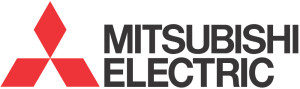 mitsubishi electric logo solar heat pumps