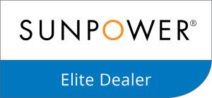 Sunpower Company Logo Elite Dealer