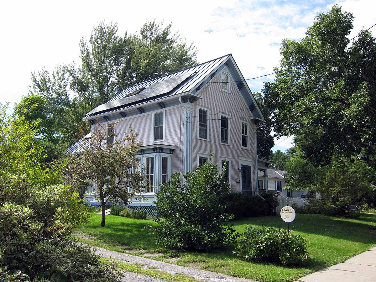 Historic VT Home