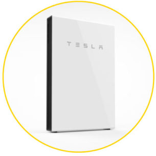 Tesla Powerwall 2 Home Energy Storage to be paired with Solar Panels