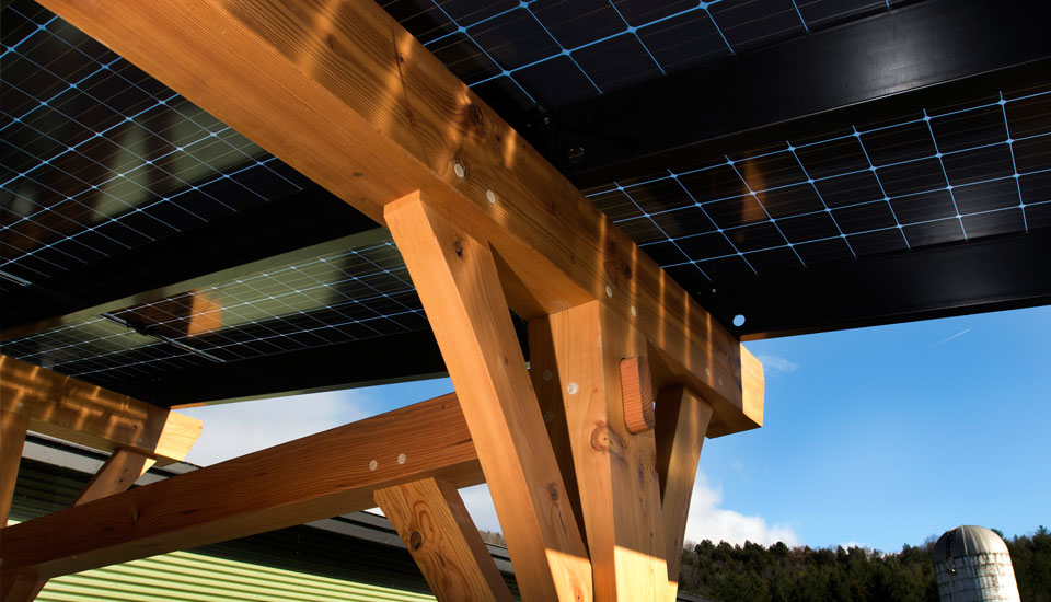 Solar Canopy From Suncommon