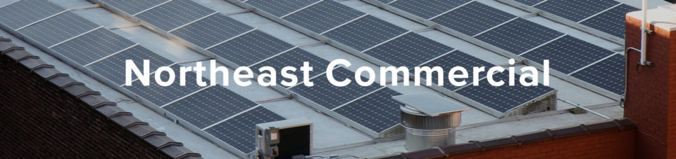 SunCommon Northeast commercial solar banner