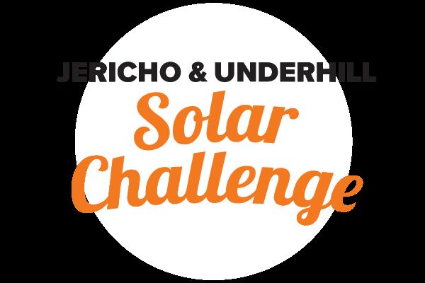 Jericho Underhill Solar Challenge Logo