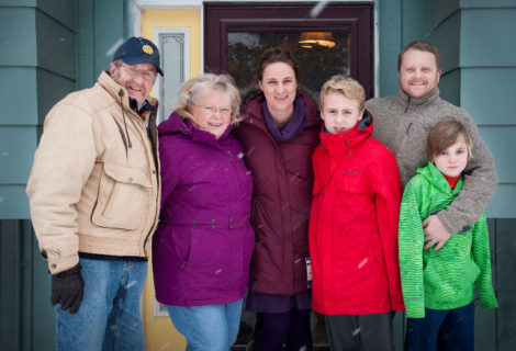 Two Generations of Vermonters in Jericho Get Rooftop Solar