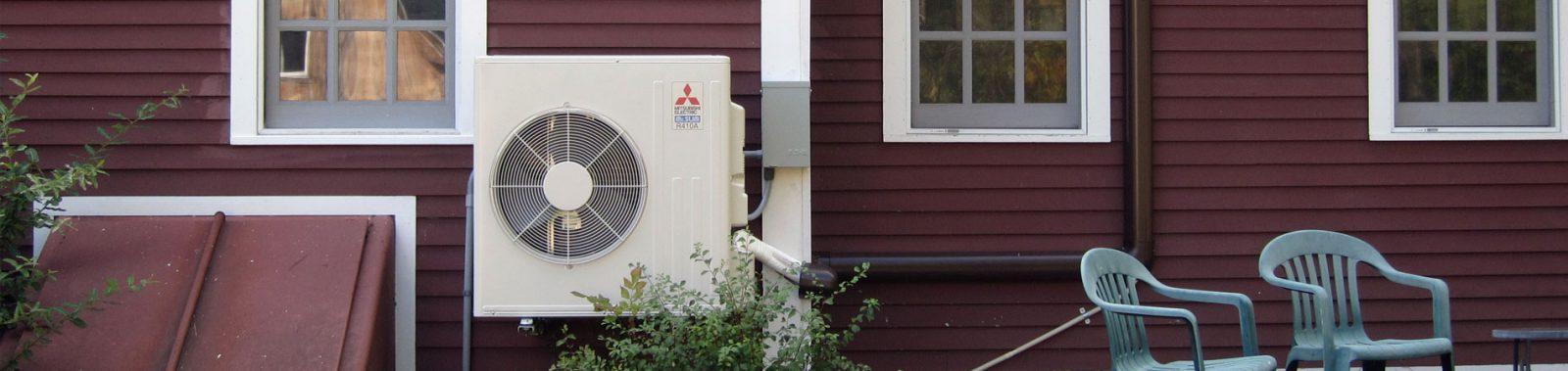 Solar Powered Electric Heat Pump