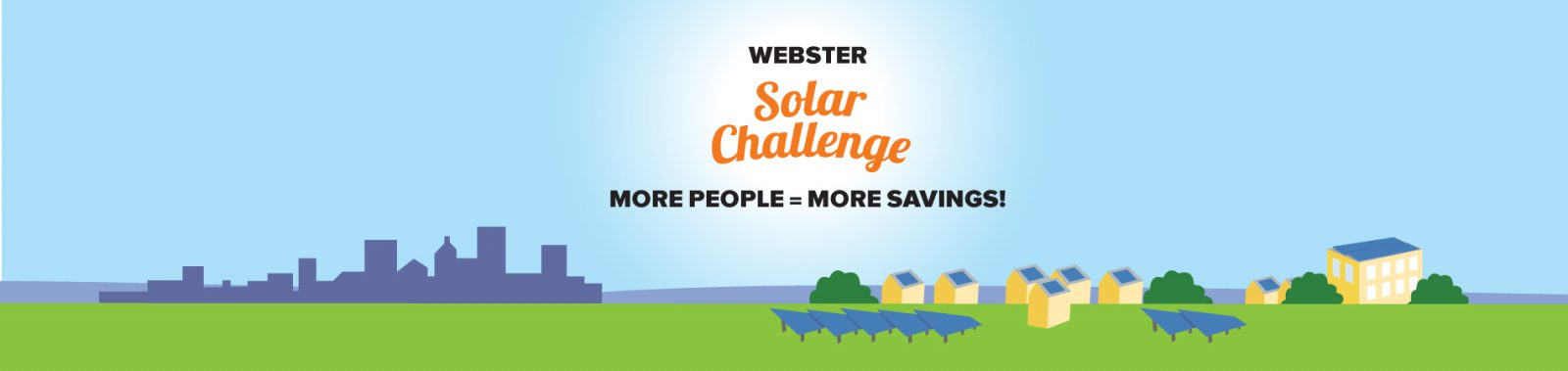 webster solar challenge hero banner