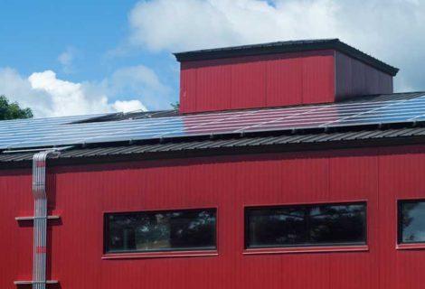 Rock Art Solar Powered Brewery
