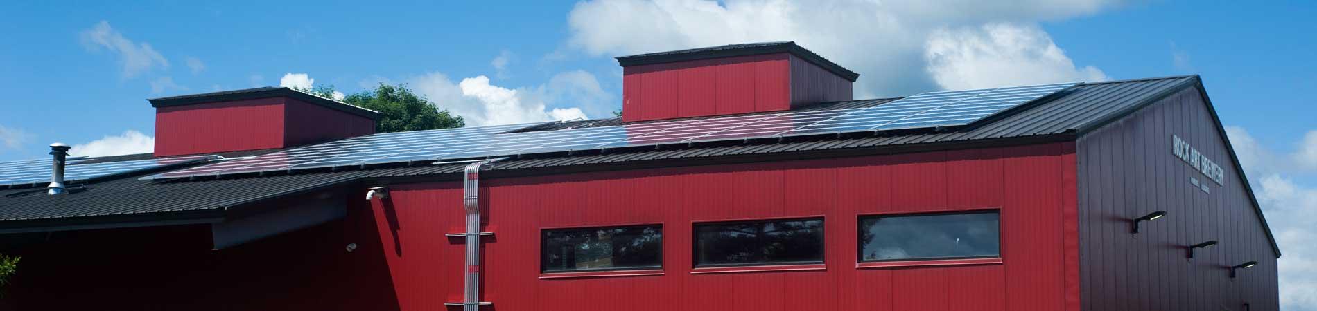Rock Art Solar Install