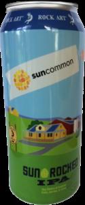 Sun Rocked Solar Powered Beer IPA