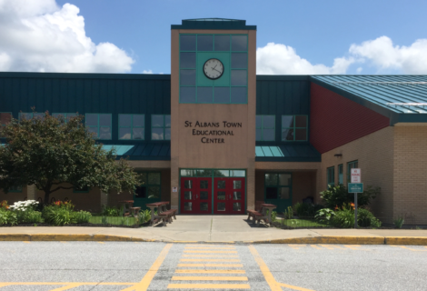 St. Albans Town Educational Center (SATEC) is Going Solar.