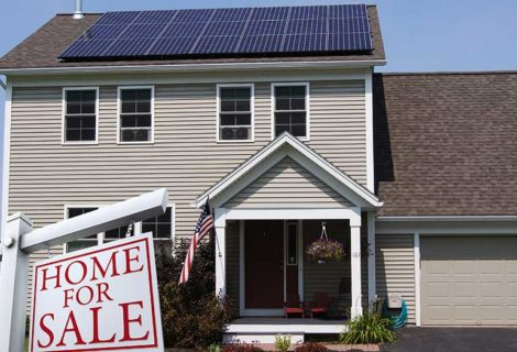 Want to increase the value of your home? Go solar.