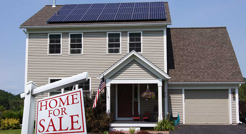 Solar Home for Sale