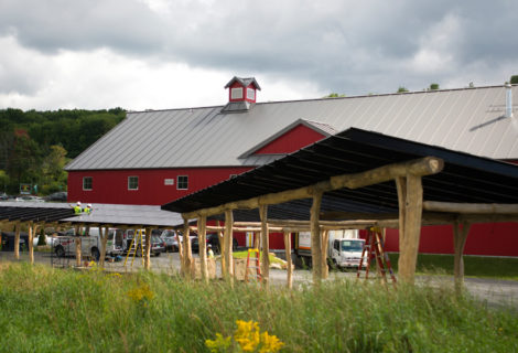 VT Artisan Coffee Goes Solar at Brand New Coffee Facility