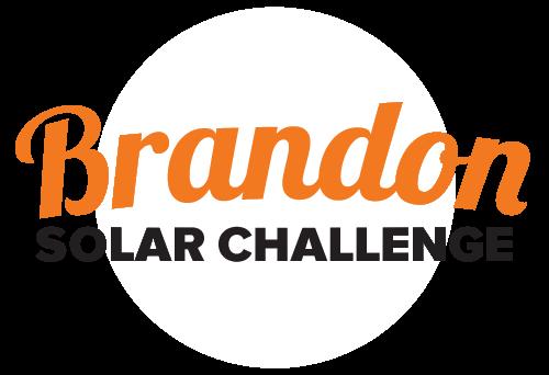 Brandon Solar Challenge Campaign Logo