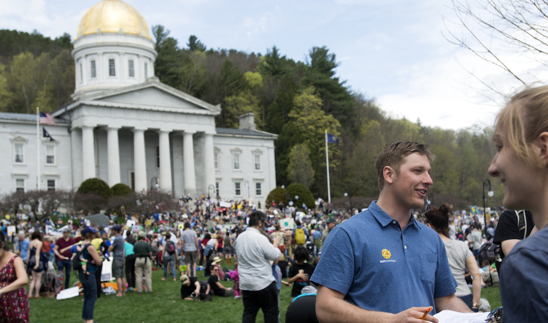 The Vermont PUC Reviews Our State's Solar Program.