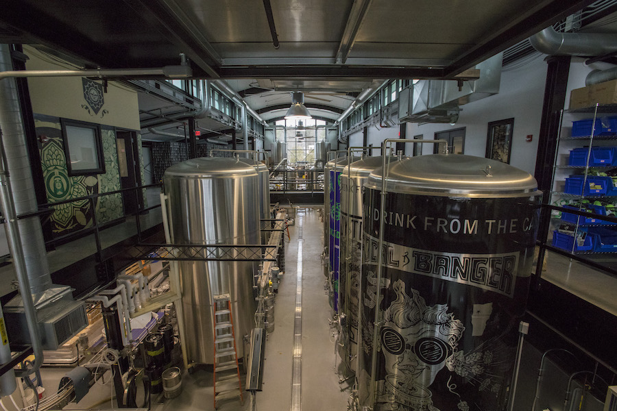 The Alchemist Brewery will be 100% solar powered