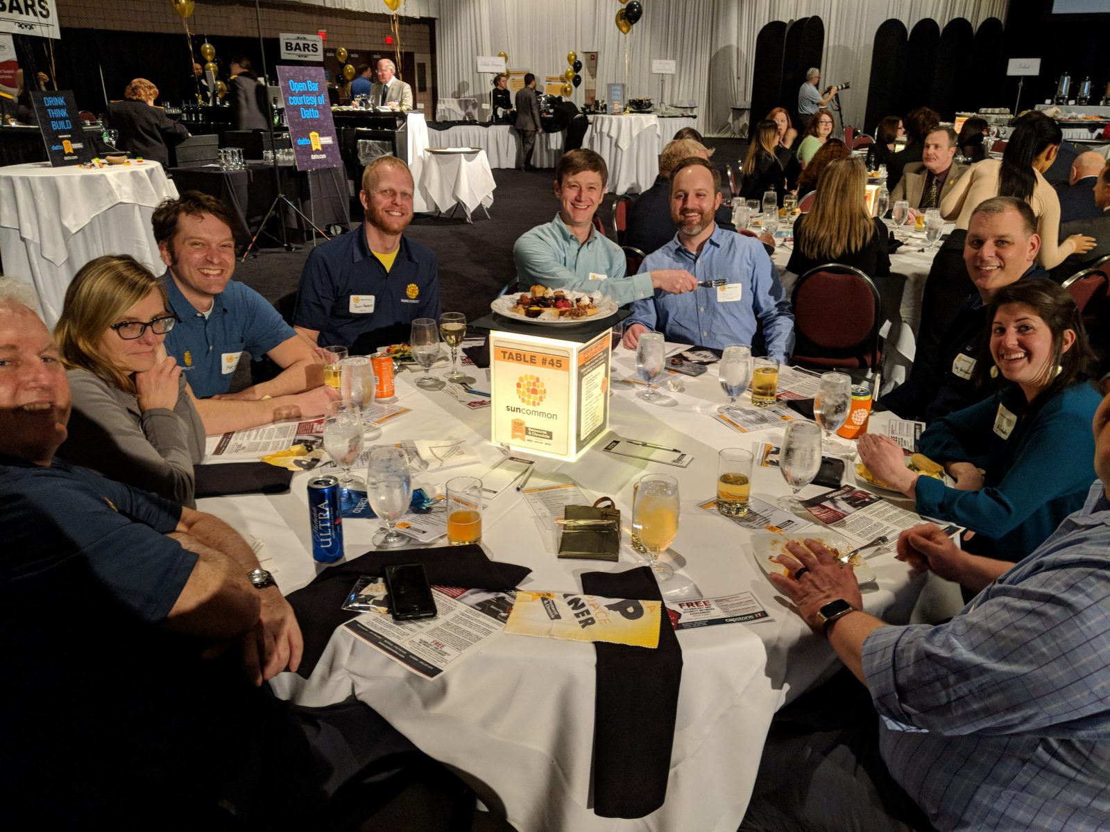 Proudly One of Rochester's Best Places To Work