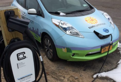 Rochester Electric Vehicle Accelerator's Workplace Charger Challenge