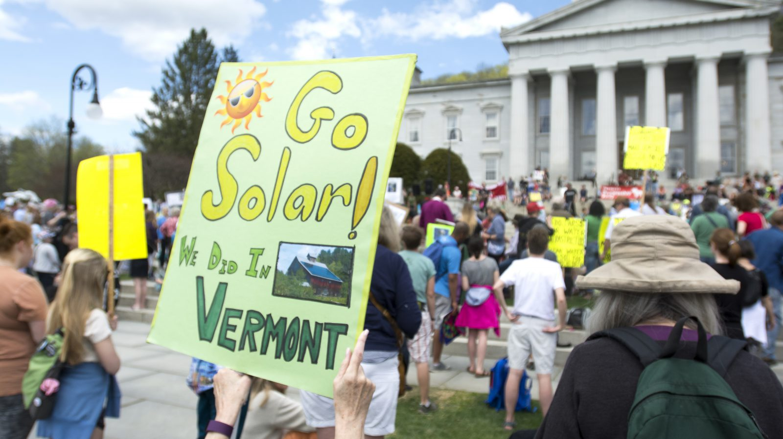 Go solar before Net Metering rules change in the state of Vermont