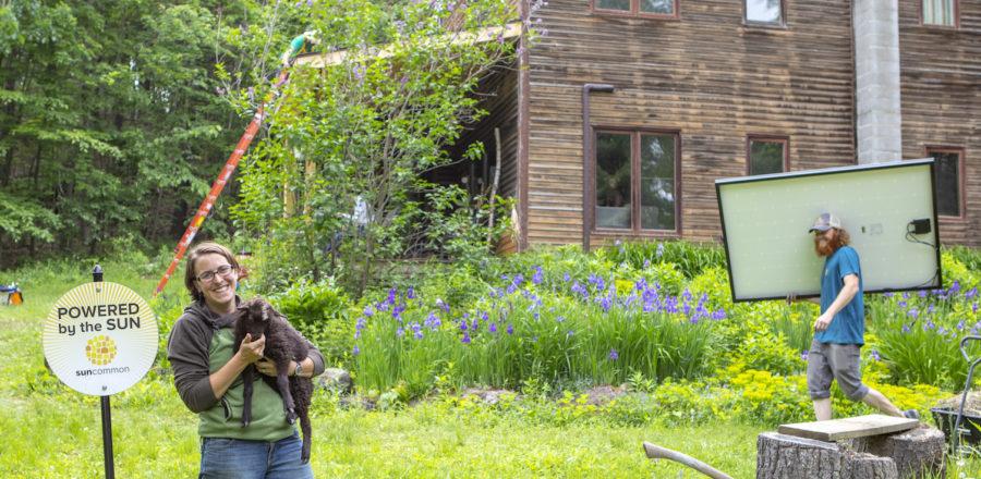 The Woolf Den: A Modern Homestead Powered by Solar
