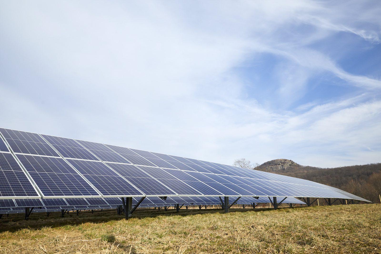 OCCF Orange County Community Solar Array New York Hudson Valley Local
