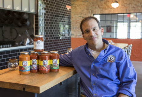 Bove's Sauce: Made Better with Solar