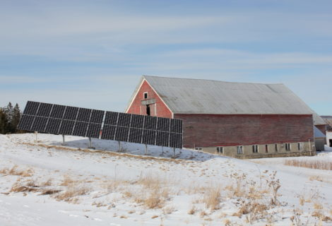 Storing Solar Credits for Winter