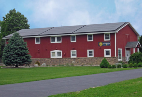 Commercial Solar in Malta, New York