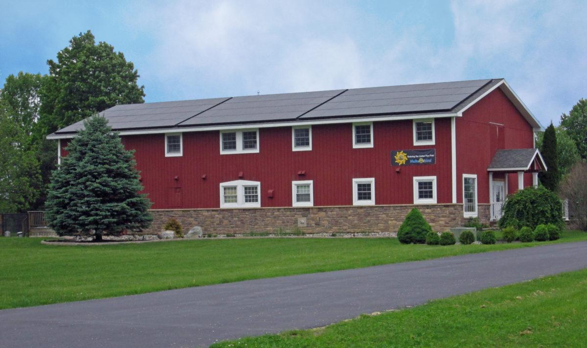 Commercial Solar in Malta, New York