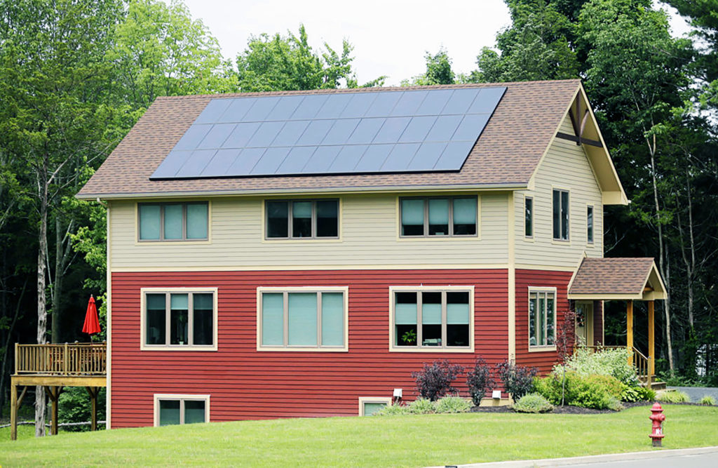 Zero Net Energy Homes and Solar in the Hudson Valley, New York
