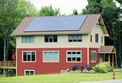 Zero Net Energy Living in the Hudson Valley