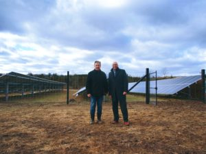 jeff irish david sandbank nyserda columbia county community solar