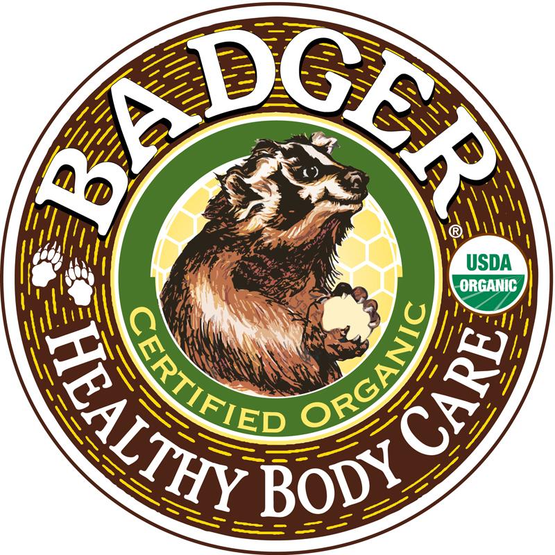 badger logo b corp