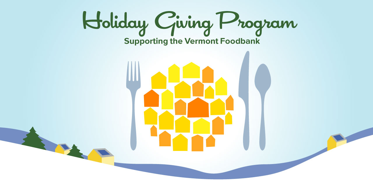 The Holiday Giving Program from SunCommon