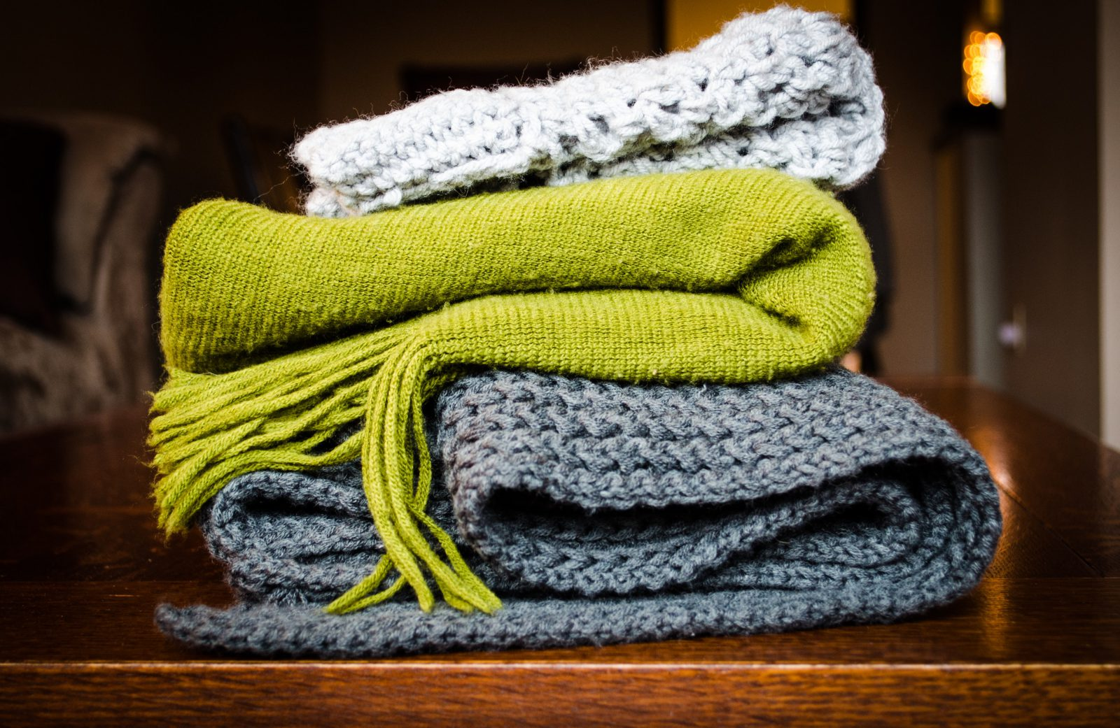 Sustainable Throw Blankets