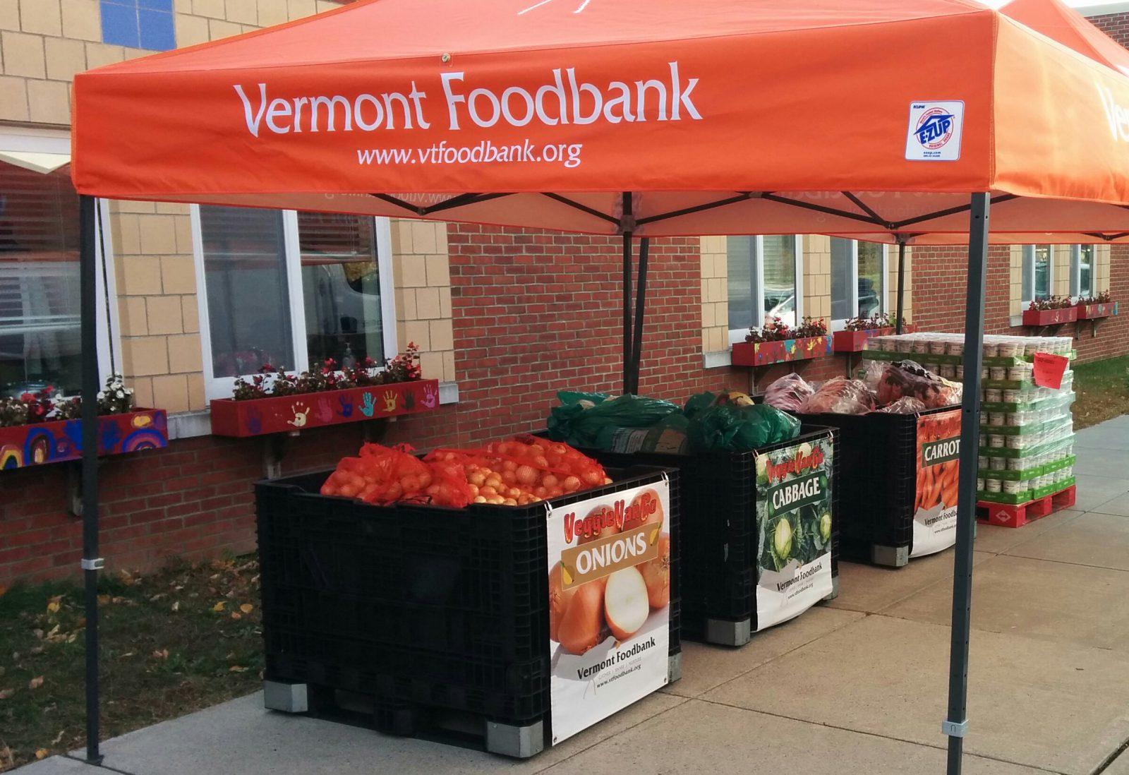 Vermont Foodbank Veggie Van Go