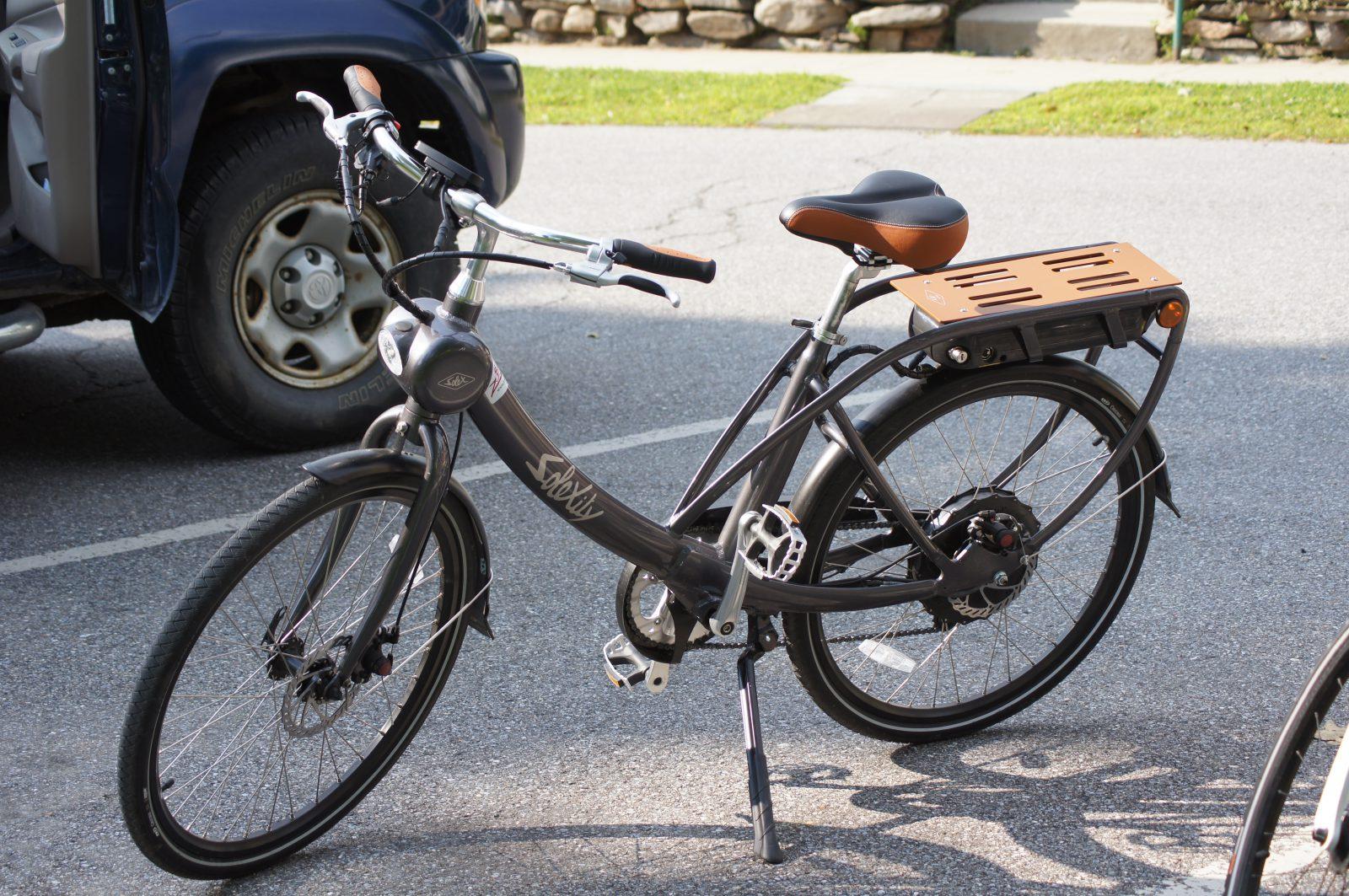 Electric Transportation: Commuting On SunShine!