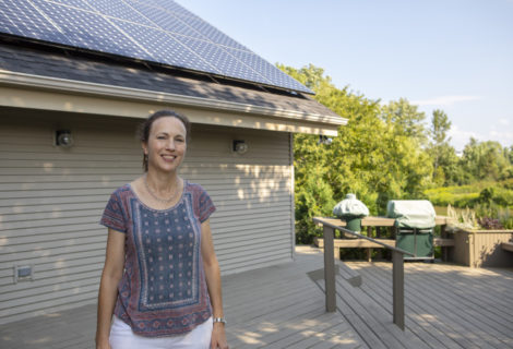 Going Green with Rooftop Solar in Williston, Vermont