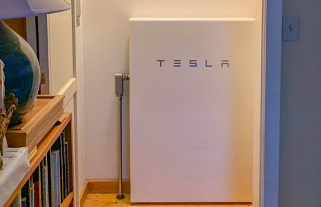 Home energy storage drawdown solution