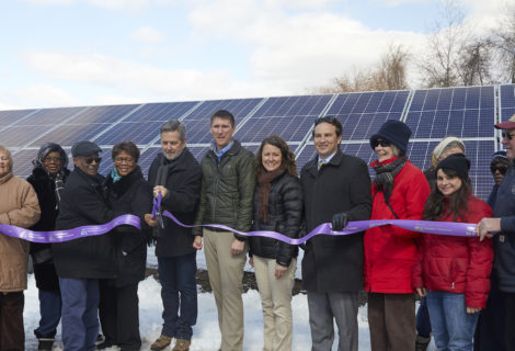 SunCommon Unveils New Community Solar Array in Kingston