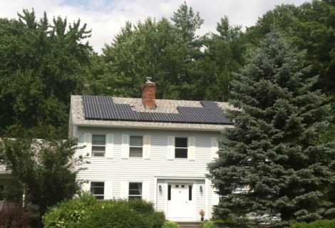 Essex Junction Resident Racks Up Solar Credits