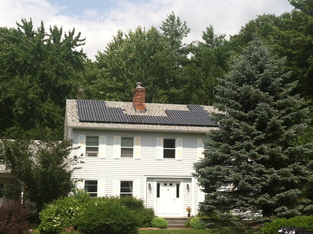 Essex Junction Resident Racks Up Solar Credits