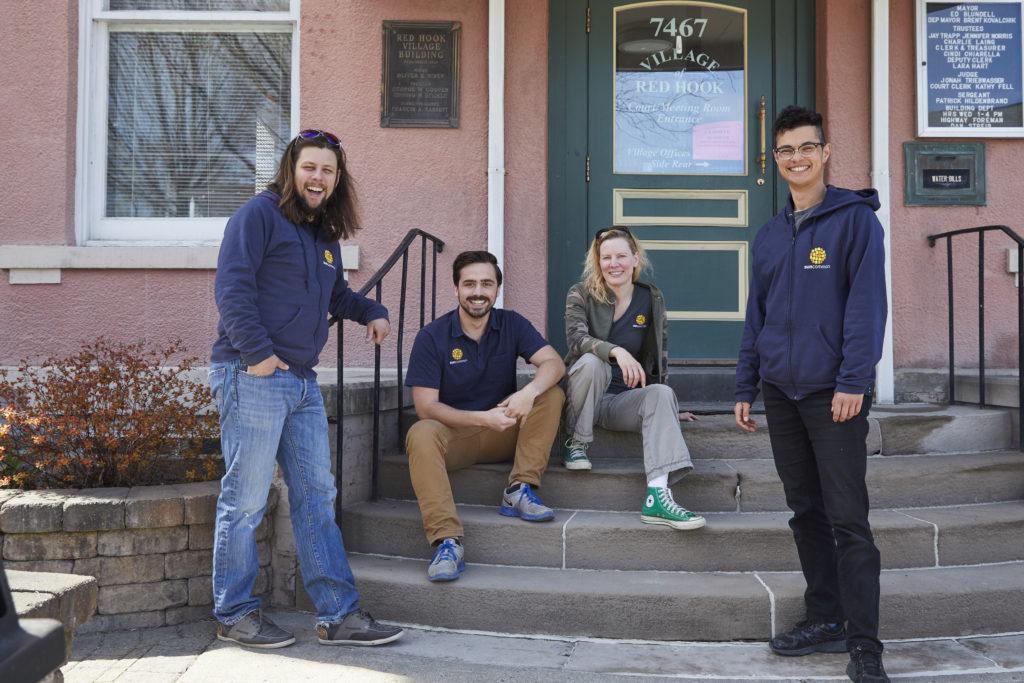SunCommon's Hudson Valley Community Organizers