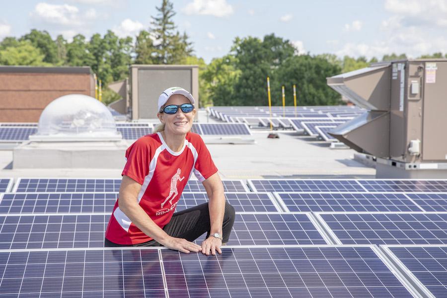 Commercial Solar Williston