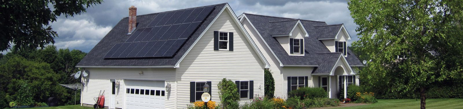 Residential solar in Barre